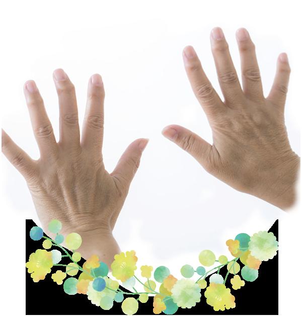 へバーデン結節・母指CM関節症の治療